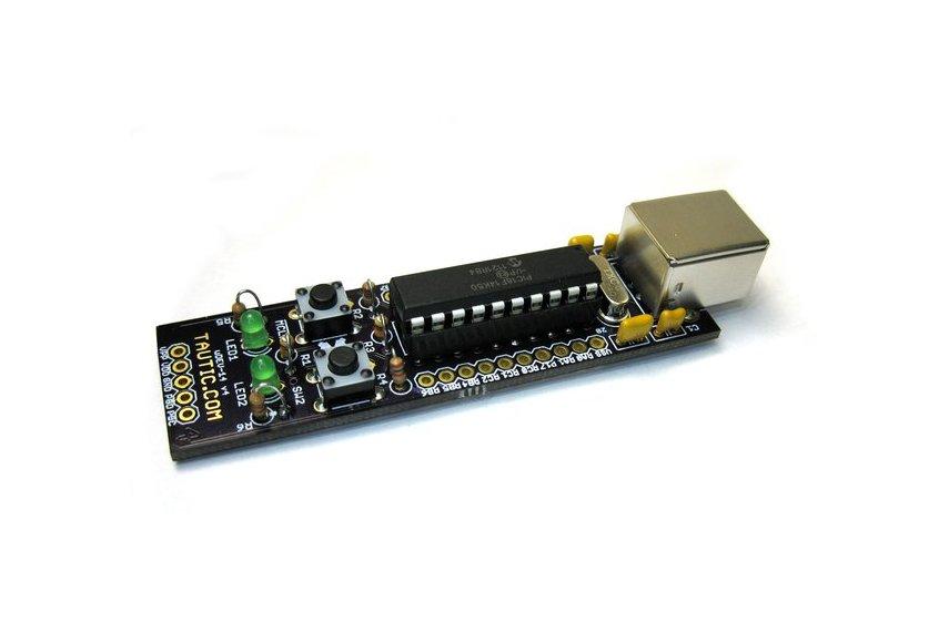 PIC18F14K50 USB Development Kit