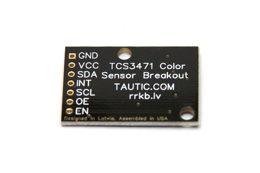 TCS34717 Color Sensor Breakout