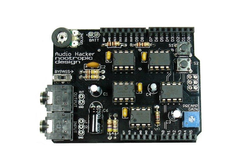 Audio Hacker Shield - Kit