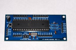 ATmega1284P Breakout board Ultra low current kit
