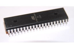 ATMEGA1284P-PU Dip 40 chip with Arduino Bootloader
