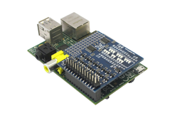ConvertPi: RPi GPIO Full Level Converter & Monitoring