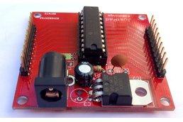 JustPad - MSP430 carrier board