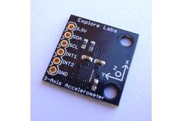 Accelerometer 3-Axis - MMA8452Q (I2C)