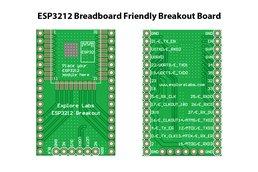 ESP3212 Breadboard Friendly Breakout Board