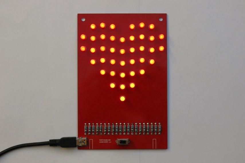 LED40 Heart v1