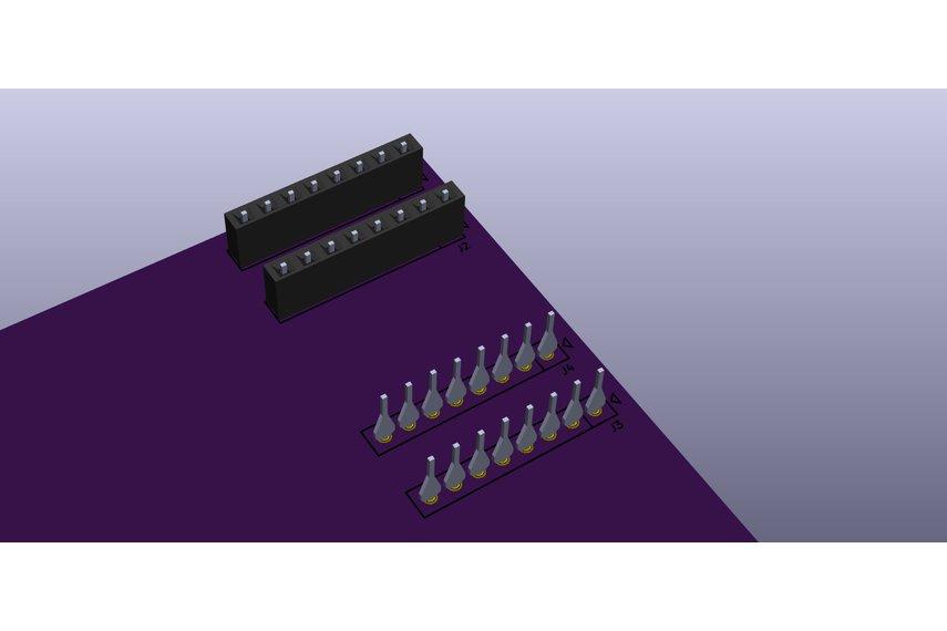 16 pieces of Flip-Pins-14