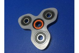 3d Printed Fidget Spinner Hand Toy