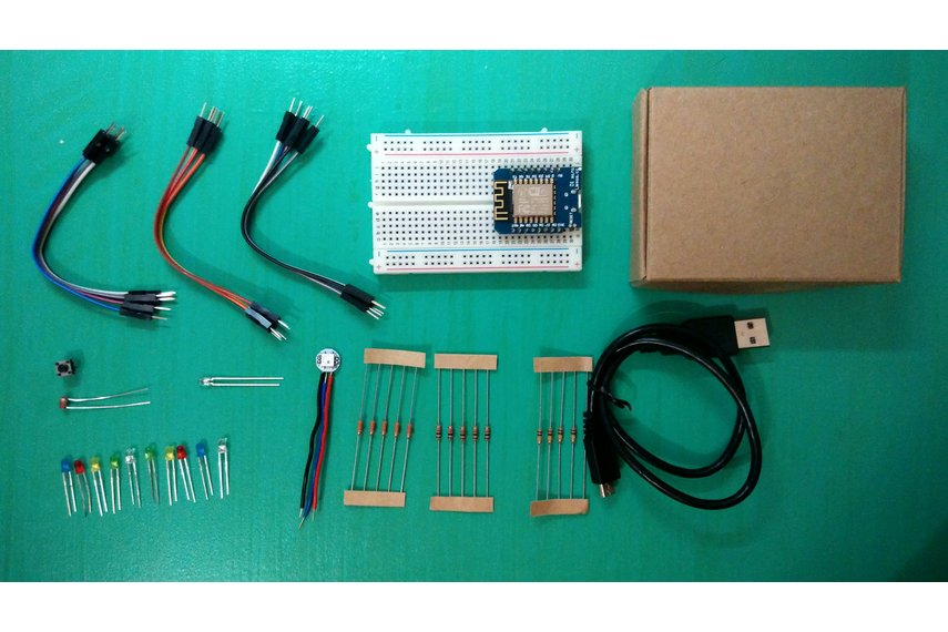 Ultra Low Cost Electronics Kit