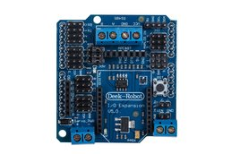 Arduino Xbee IO Expansion Sensor Shield