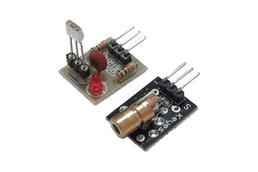 KY-008 Laser x Laser Detector