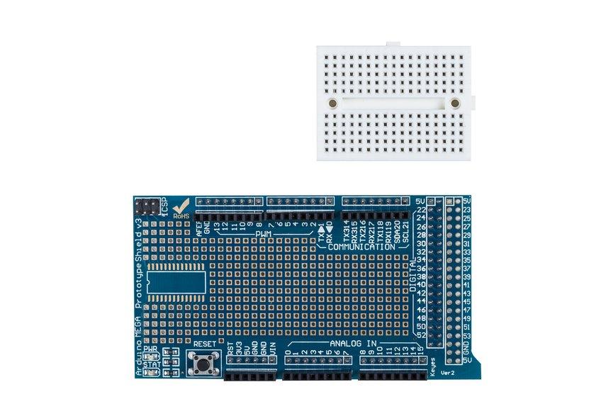 Arduino MEGA Prototype Shield