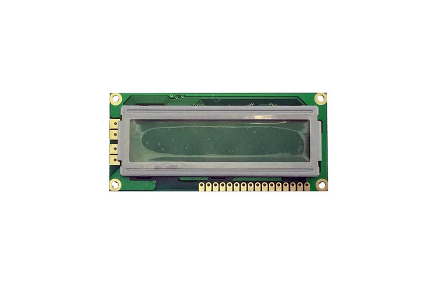 LCD Module 16x2 alphanumeric by Wintek Corp WM-C16