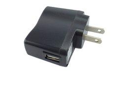 Universal AC-DC 5V USB adapter 500mA US-plug