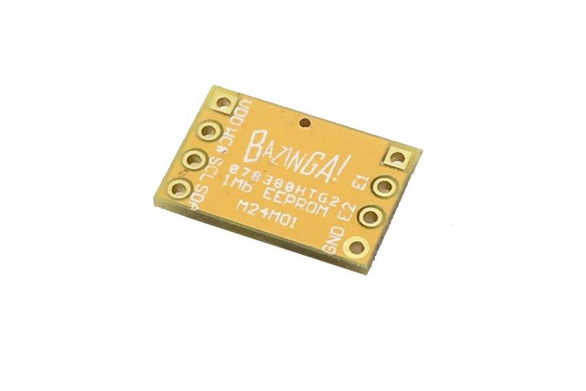 STMicroelectronics M24M01 1Mbits EEPROM breakout