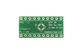 QFN-20 breakout (PACK of THREE)