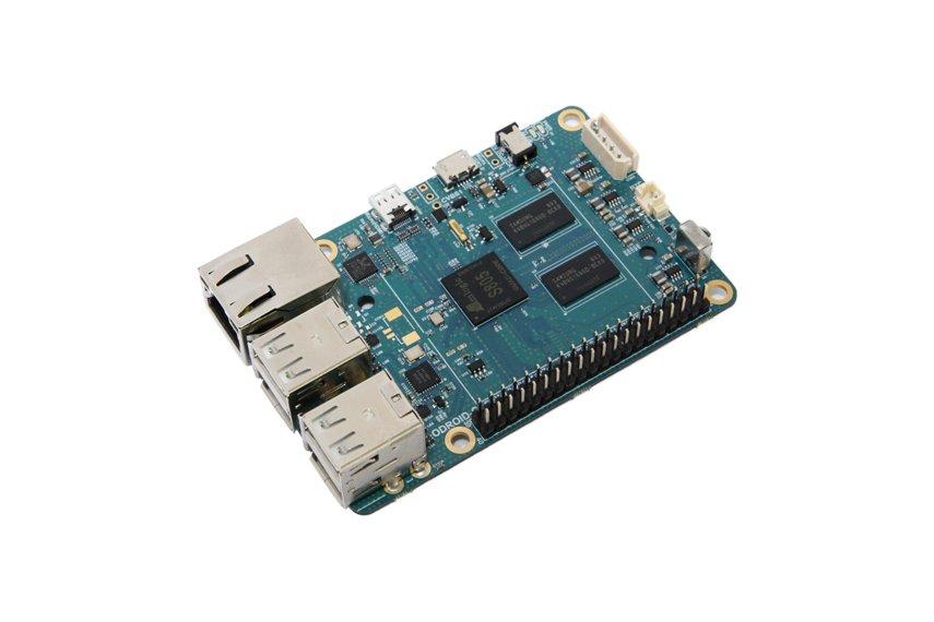 ODROID-C1 Quad Core Linux computer