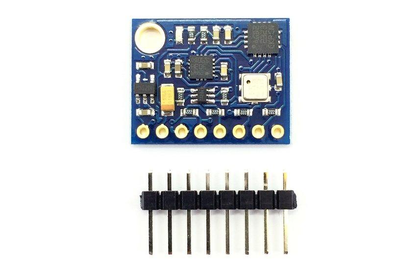 IMU 10 DOF with Pressure Sensor