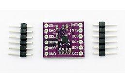 IMU 6 DOF Inertial Sensor Module