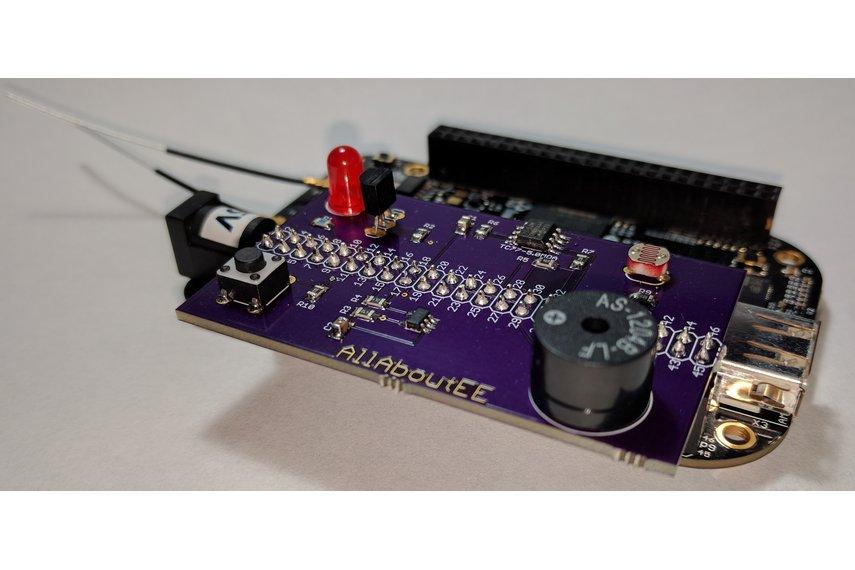 BeagleBone Black Embedded Linux Learning Board