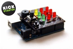 Young Person's Guide to Arduino Super Kit