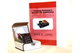 Unassembled Young Person's Guide to Arduino Kit