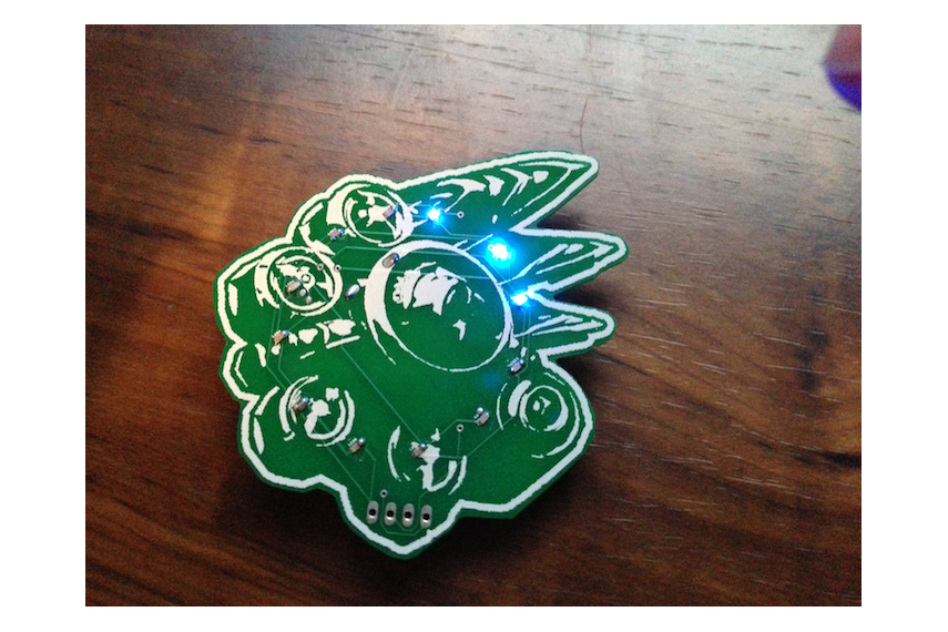 Dormant Labs Starcraft 2 Chronoboosted Cybercore Badge
