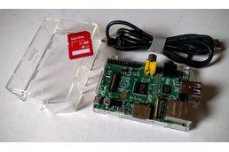 Raspberry Pi Model B - Gen 1