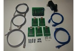 PiRyte Multi-S Model Railroad I/O Starter Kit
