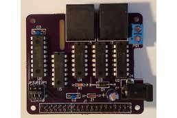 PiRyte Mini 8 Channel  Stall Motor Controller