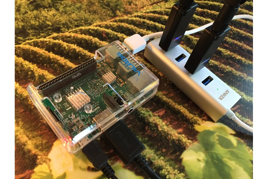Globalsat LD-20H LoRa USB dongle for Vinduino