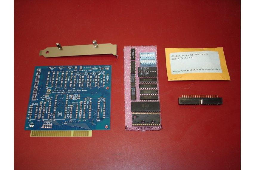 Glitch Works XT-IDE rev 4 Full Parts Kit