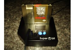 Super 8 bit Video Game System (v3.2 PCB) Complete