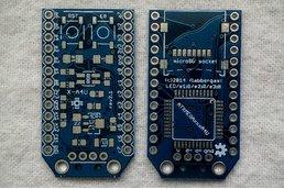 X-A4U: a programmable USB stick (PCB only)