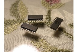 WCH CH340G chip (pack of two)