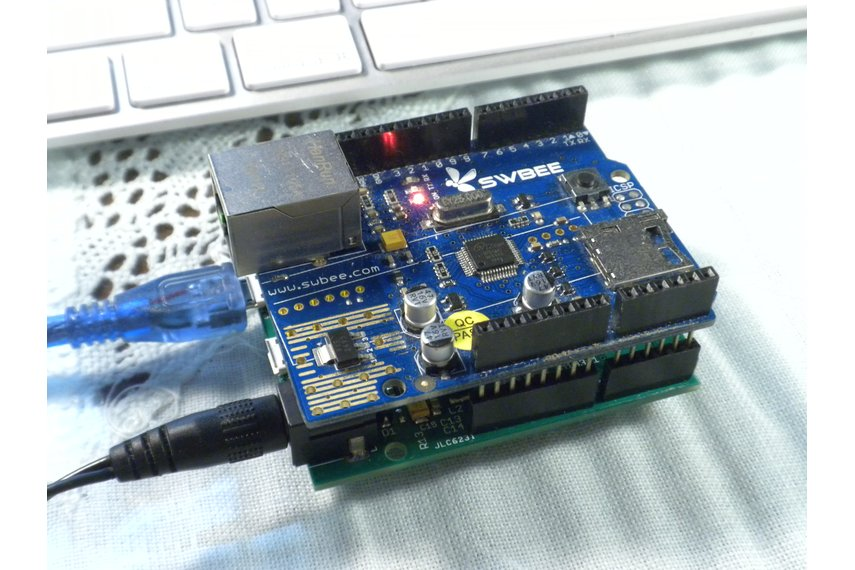 Arduino compatible stm f c development board from