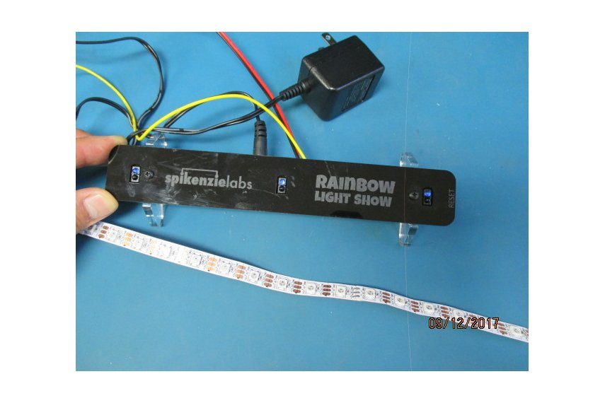 The Rainbow Light Show - No Soldering Required