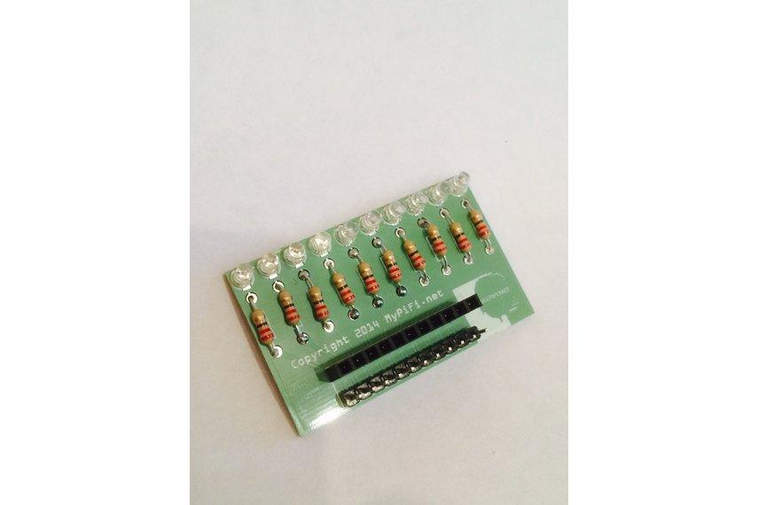 MyPiFi 10 LED Light Bar