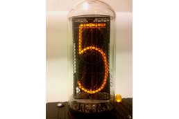 IN-18 NIXIE TUBE for Nixie Clock and other