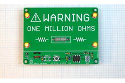 """One Million Ohms"" Microcontroller Project Kit"