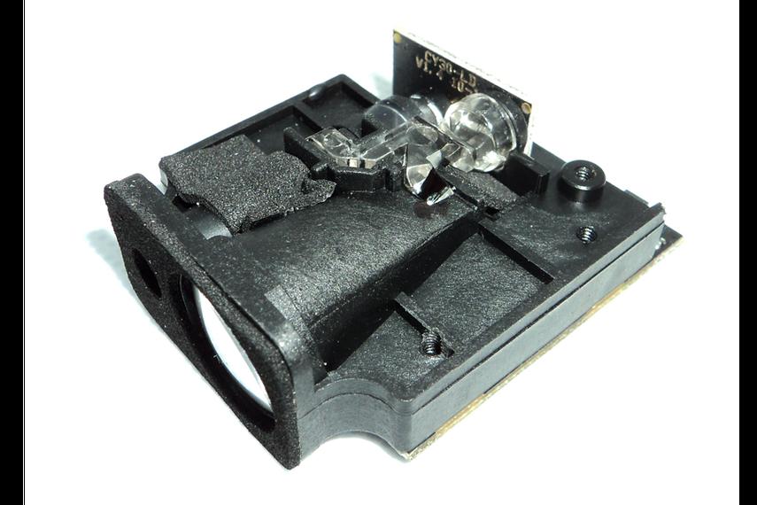 Laser Rangefinder Sensor