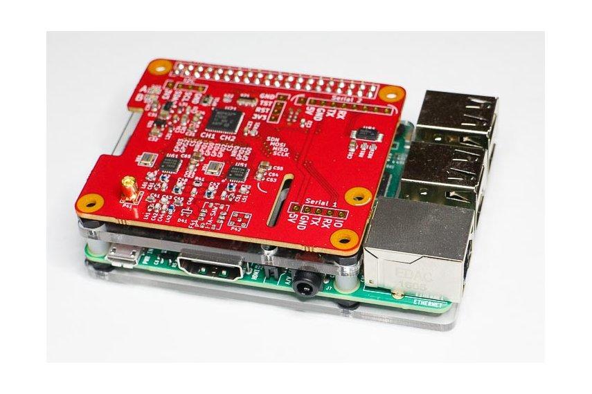 dAISy HAT - AIS Receiver for Raspberry Pi