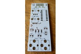 PT2399 digital echo/delay PCB for Eurorack systems