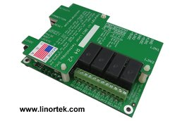 Fargo R4DI Web Based TCP/IP Ethernet Relay Board