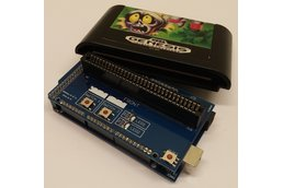 Arduino Mega Megadrive / Genesis Cart Shield