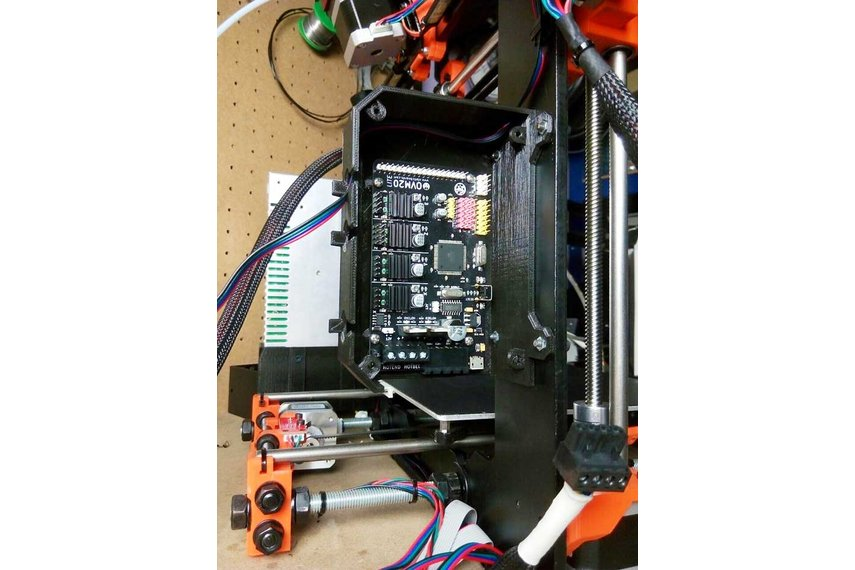 OVM20 Lite 100% Compatible with RAMPS 1.4 / Marlin