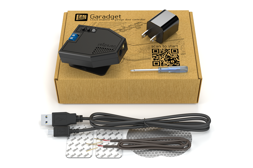Garadget - Smart Garage Door Controller
