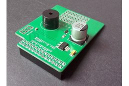 New Raspberry Pi to NRF24l01+ Shield