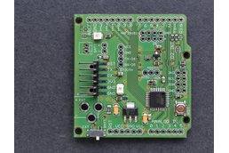 Wireless sensor board w/ ATmega328p