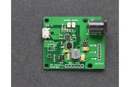 LiPO charger / boost converter 5V 3.3V outputs